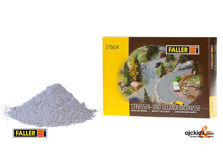Faller 170654 - Roadway and terrain knifing filler, 500 g