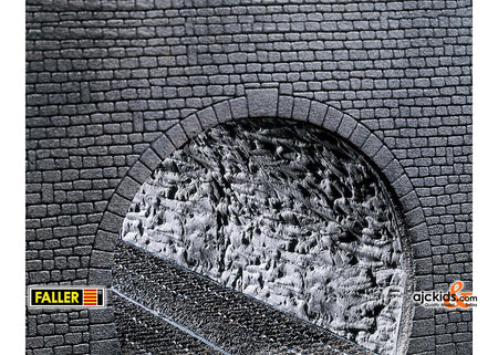 Faller 170886 - Decorative sheet Pros tunnel tube, Rock structure