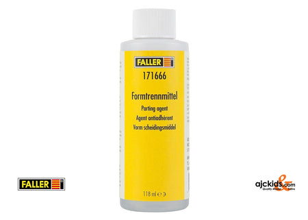 Faller 171666 - Parting agent, 118 ml