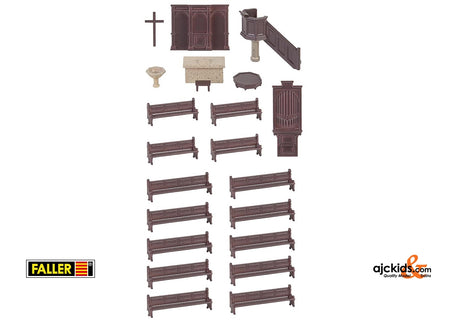 Faller 180346 - Church decoration set