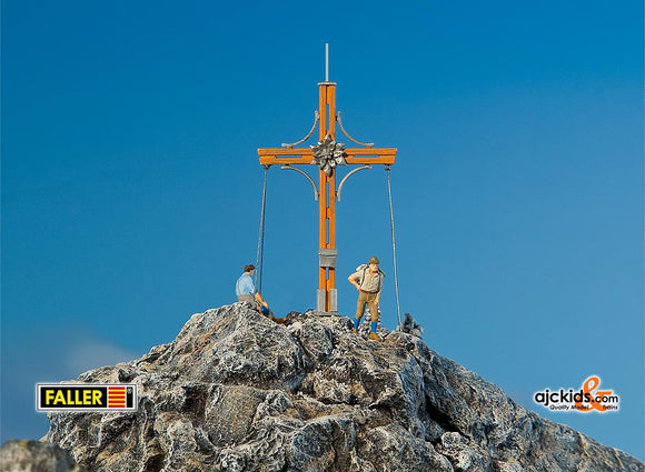 Faller 180547 - Summit cross with mountain peak