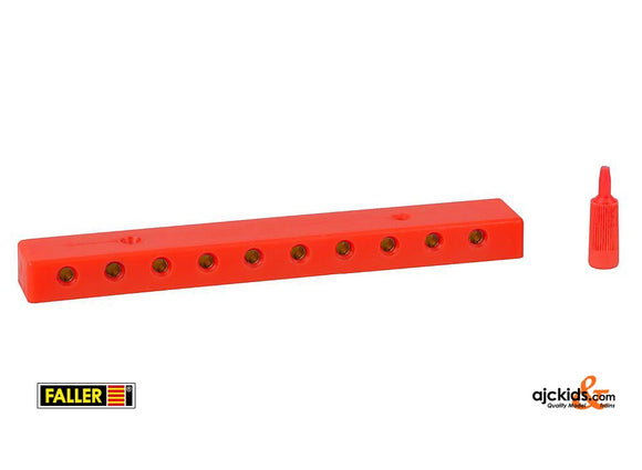 Faller 180801 - Distribution plate, red