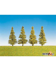 Faller 181438 - Small Pine Tree asmb  4 Pieces
