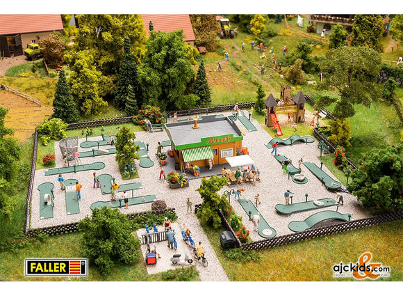 Faller 191753 - Miniature golf course