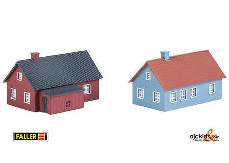 Faller 222349 - 2 Holiday houses