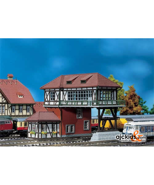Faller 252159 - Gantry Signal Box 2 Rail