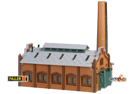Faller 282733 - Engine repair shed