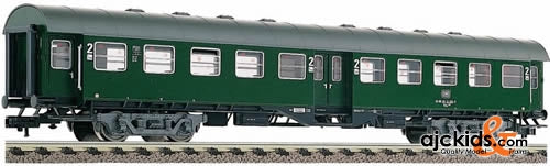Fleischmann 512901 Troop Transport Car 2nd class