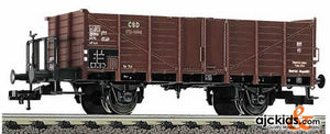 Fleischmann 521602 Open goods wagon with brake platform
