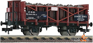 Fleischmann 522103 Acid Tank Car