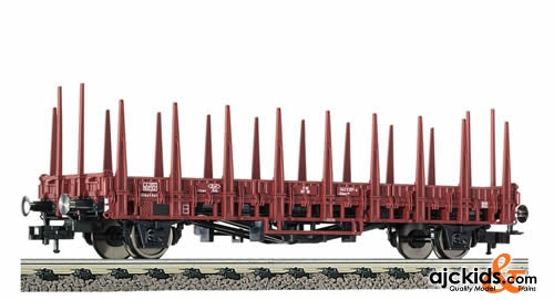 Fleischmann 522301 Stake wagon with steel rungs