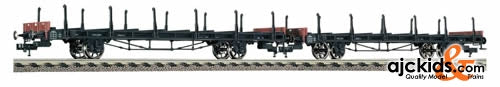 Fleischmann 523604 Set (in 2 parts): track transporter wagon