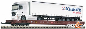 Fleischmann 5272 Heavy goods vehicle transport
