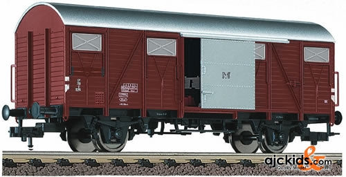 Fleischmann 531602 Covered Goods Wagon Gs