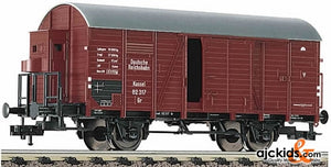Fleischmann 5330 Covered goods wagon with brakeman's cab, type Gr 20 of the DRG