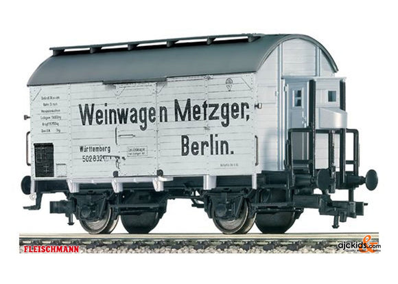 Fleischmann 545507 Wine tank wagon with brakemans cab