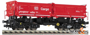 Fleischmann 5530 High capacity self-unloading hopper wagon, with handbrake, type Fans 128 of the DB AG (DB-Car