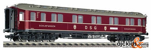 Fleischmann 567901 Sleeping coach, 6-axled