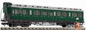 Fleischmann 5686 4-axled, 2nd class compartment coach with brakeman's cab, type B4 (C4pr04) of the DB