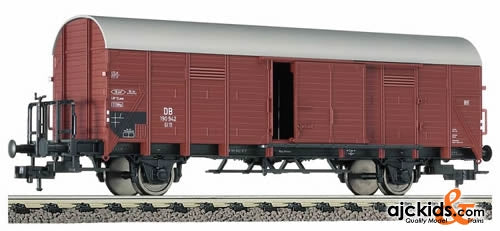 Fleischmann 5939 Box goods van with brake platform, type Gl 11 of the DB