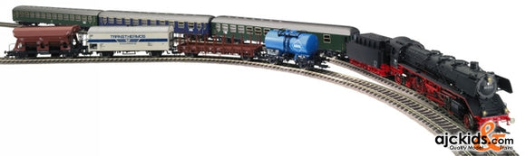 Fleischmann 637001 PROFI-START - with two trains
