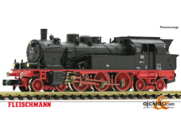 Fleischmann 707504 - Steam locomotive class 78