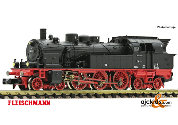 Fleischmann 707584 - Steam locomotive class 78