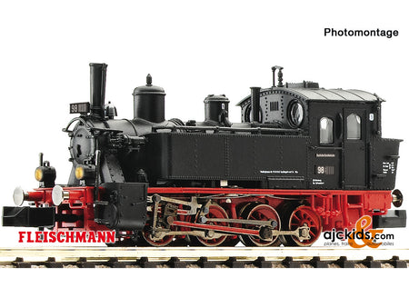 Fleischmann 709904 - Steam locomotive class 98.8