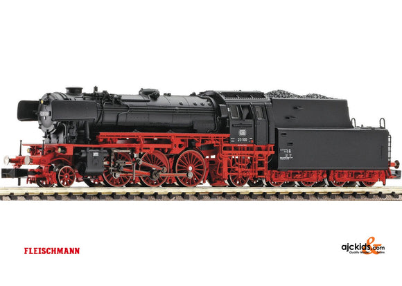 Fleischmann 712301 Steam locomotive BR 23 DC DB