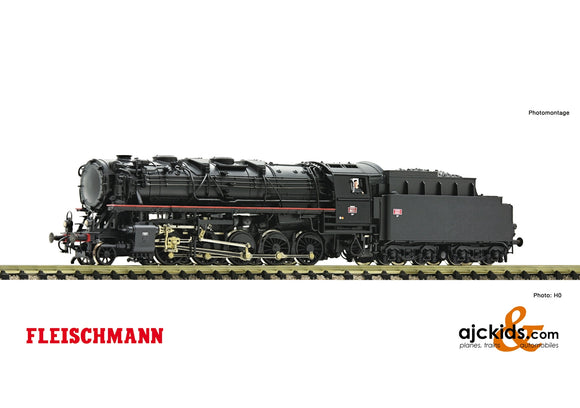 Fleischmann 714407 - Steam locomotive 150 X
