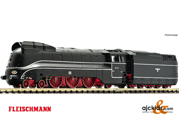 Fleischmann 717475 - Steam locomotive class 01.10 (Sound)