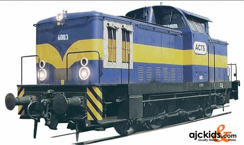 Fleischmann 722005 Diesel Locomotive of the ACTS, class 6003/V 60