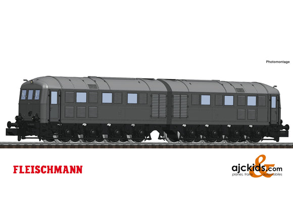 Fleischmann 725171 - Diesel electric double locomotive D 311.01