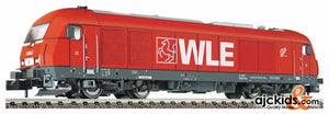 Fleischmann 726006 Diesel Locomotive of the WLE, class 223
