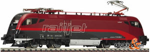 Fleischmann 731101 Electric-Locomotive Rh 1116 Railjet