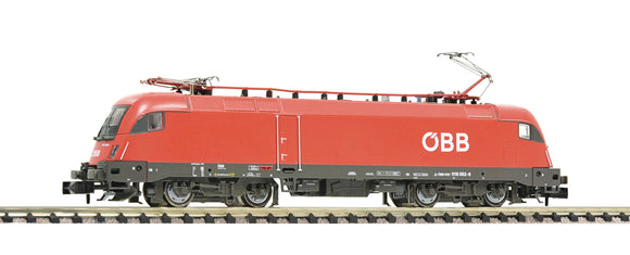 Fleischmann 731182 - Electric locomotive series 1116, ÖBB (Sound)