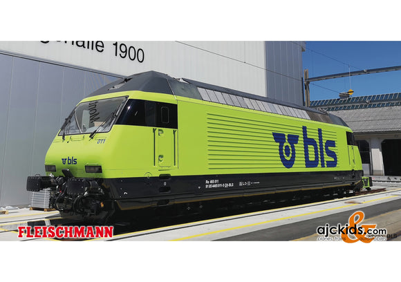 Fleischmann 731321 - Electric locomotive Re 465 013-1