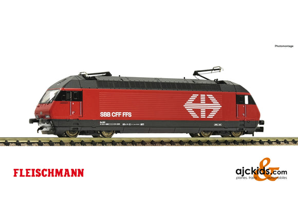 Fleischmann 731472 - Electric locomotive Re 460 068-0