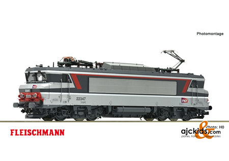 Fleischmann 732136 - Electric locomotive BB 22347
