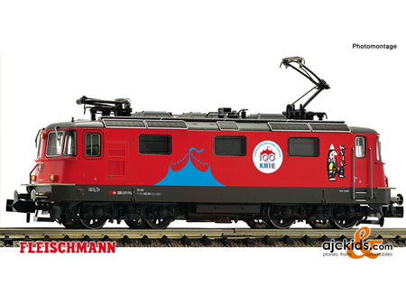 "Fleischmann 734014 - Electric locomotive 420 294-1 ""Circus Knie"""