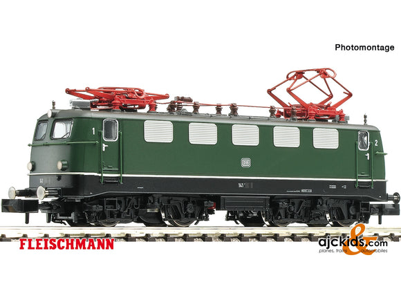 Fleischmann 734174 - Electric locomotive class 141 (Sound)