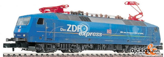 Fleischmann 735301 Electric Locomotive BR 120 DB-AG ZDF