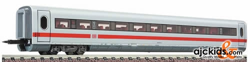 Fleischmann 7492 ICE 2-Coach with traffic red stripe, 1st Class, type 805.0 of the DB AG