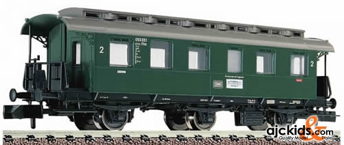 Fleischmann 8072 3-axled passenger coach, 2nd class with load bay, type B3itr (C3itrpr08) of the DB
