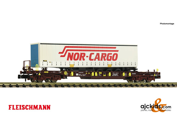 Fleischmann 825052 - Pocket wagon AAE NOR-CARGO
