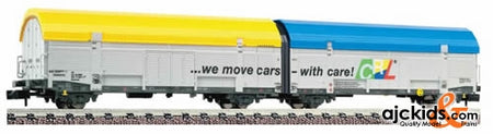 Fleischmann 837402 Car transporter Car Rail Logistics