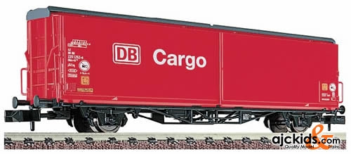 Fleischmann 8375 Sliding-wall wagon, type Hbis-tt293, of the DB AG (DB-Cargo)