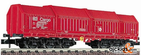 Fleischmann 8386 Telescopic covered wagon, type Sahimms.900 of the DB AG (DB-Cargo)