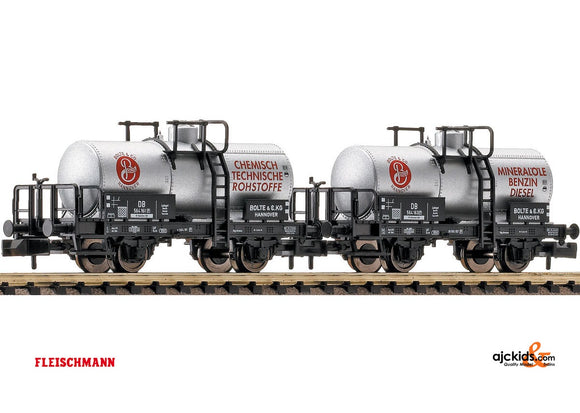 Fleischmann 842607 Set: tank wagons BOLTE & Co KG