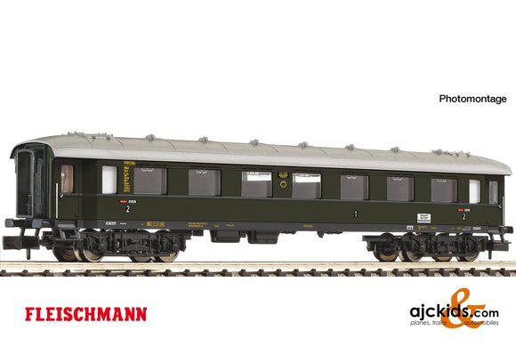 Fleischmann 863102 - 1st/2nd class fast train coach